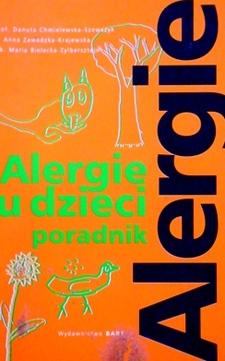 Alergie u dzieci poradnik /112928/
