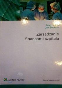 Zarządzanie finansami szpitala
