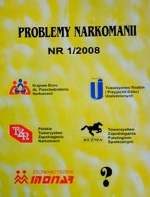 Problemy narkomanii 1/2008