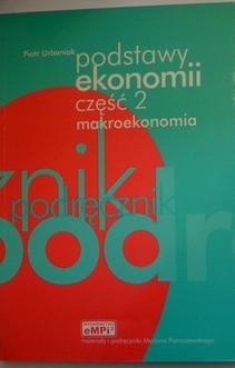 Podstawy ekonomii cz. 2 Makroekonomia