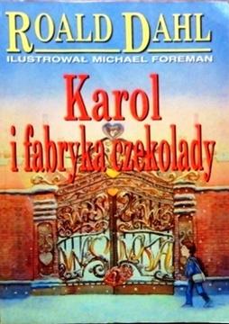 Karol i fabryka czekolady /792/