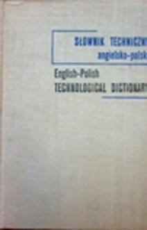 Słownik techniczny angielsko polski