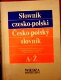 Słownik czesko polski. Cesko-polsky slovnik