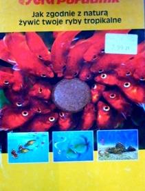 Jak zgodnie z naturą żywić ryby tropikalne