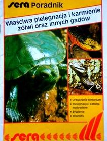 Właœciwa pielęgnacja i karmienie żółwi oraz innych gadów