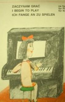 Zaczynam grać na fortepian