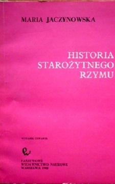 Historia Starożytnego Rzymu /33064/