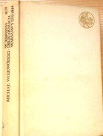 W tajnych drukarniach Warszawy 1939-1944 wspomnienia