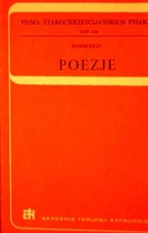 Pisma starochrześcijańskich pisarzy. Poezje.
