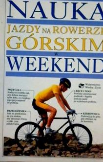 Nauka jazdy na rowerze górskim w weekend