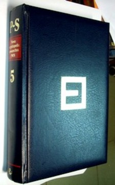 Nowa Encyklopedia Powszechna PWN Tom 5 /1564/