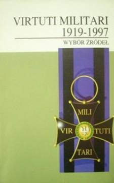 Virtuti Militari 1919-1997 /33314/