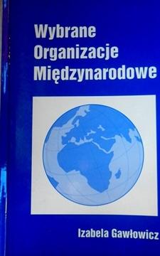Wybrane organizacje międzynarodowe