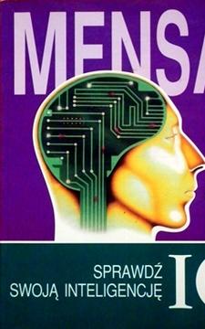 Mensa Sprawdź swoją inteligencję IQ /20427/