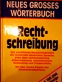 RECHT-SCHREIBUNG.