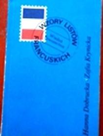 Wzory listów francuskich