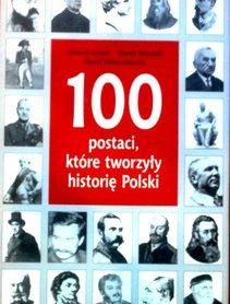 100 postaci, które tworzyły historię Polski