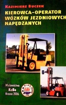 Kierowca-operator wózków jezdniowych napędzanych /115141/