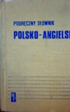 Podręczny słownik polsko-angielski /32289/