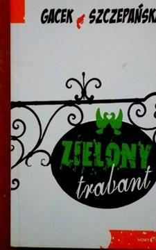 Zielony trabant