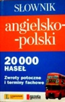 Słownik angielsko-polski 20000 haseł