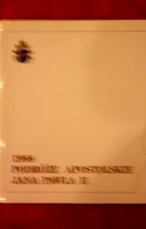 1988 Podróże apostolskie Jana Pawła II