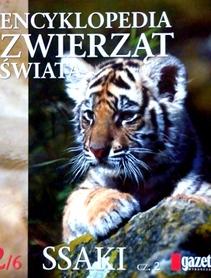Encyklopedia zwierząt świata 2/6 Ssaki cz. 2