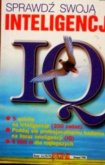 Sprawdź swoją inteligencję  IQ Tom II