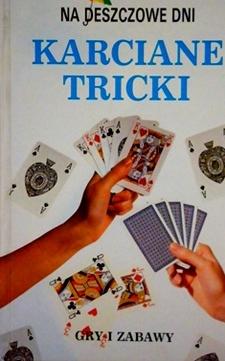Karciane tricki gry i zabawy /114140/