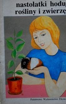 Nastolatki hodują rośliny i zwierzęta