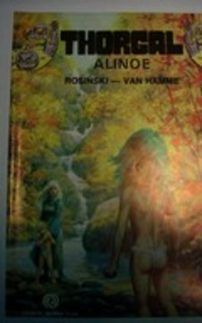 Thorgal 8 Alinoe /30287/
