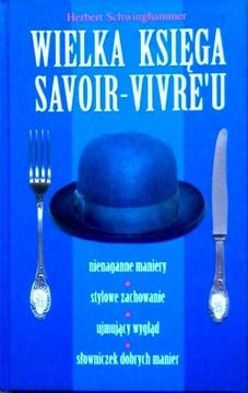 Wielka księga savoir - vivre'u /7592/