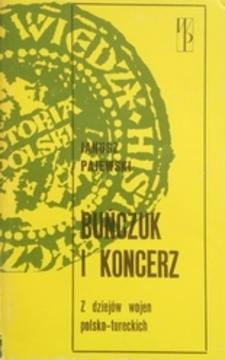 Buńczuk i koncerz /31915/