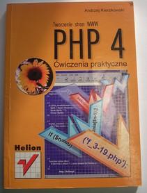 Tworzenie stron www PHP 4