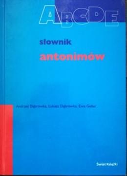 Słownik antonimów /33772/