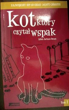 Kot który czytał wspak /975/