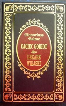 Ex Libris Ojciec Goriot Lekarz wiejski/33022/