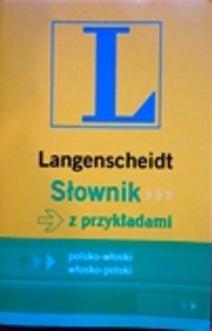 Słownik z przykładami polski-włoski wlosko-polski