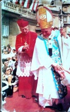 Pielgrzymka do ojczyzny. Przemówienia i homilie Ojca Świętego JP II