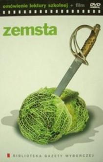 Zemsta + film DVD