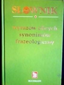 Słownik wyrazów obcych synonimów frazeologiczny