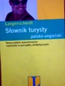 Słownik turysty polsko - angielski