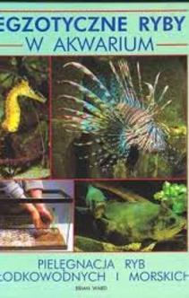 Egzotyczne ryby w akwarium