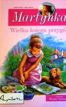 Martynka Wielka księga przygód /32812/