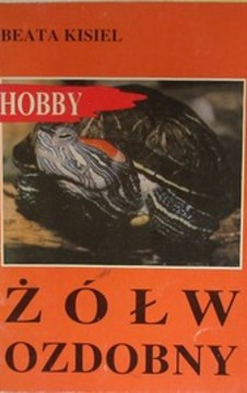 Żółw ozdobny HOBBY