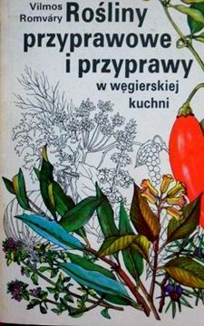 Rośliny przyprawowe i przyprawy w kuchni węgierskiej /20397/