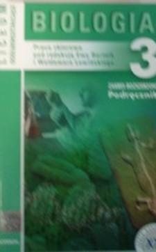 Biologia 3 ZR Podręcznik /595/