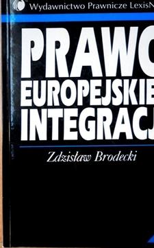 Prawo europejskiej integracji
