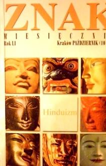 ZNAK  miesięcznik 10/1999- Hinduizm