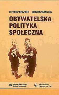 Obywatelska polityka społeczna /1098/